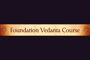 Foundation Vedanta Course Online